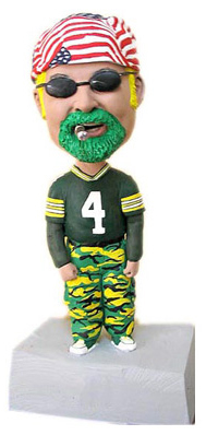 Great prize for a Packers Fan