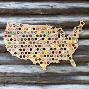 beercap map