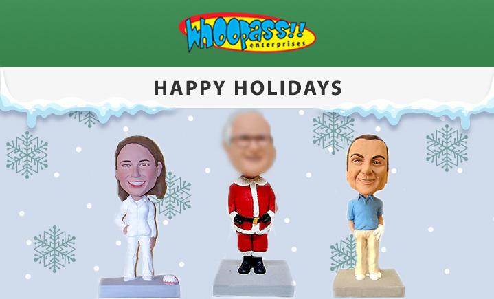 2020 holiday bobblehead shopping
