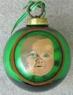 Custom Baby Christmas Ornament