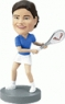 Custom Female Tennis Bobbleheads