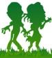 Design Your Own Custom Zombie Couple