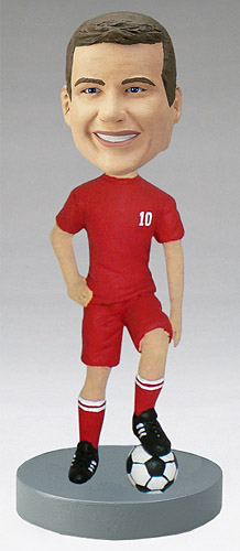 Male Soccer Bobblehead