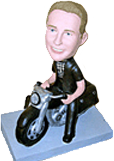 Vehicle Personalized Bobblehead