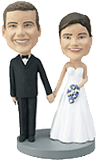Wedding and Graduation Custom Bobbleheads