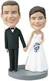 Wedding and Graduation Custom Bobbleheads